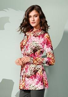 Блуза из джерси Basler