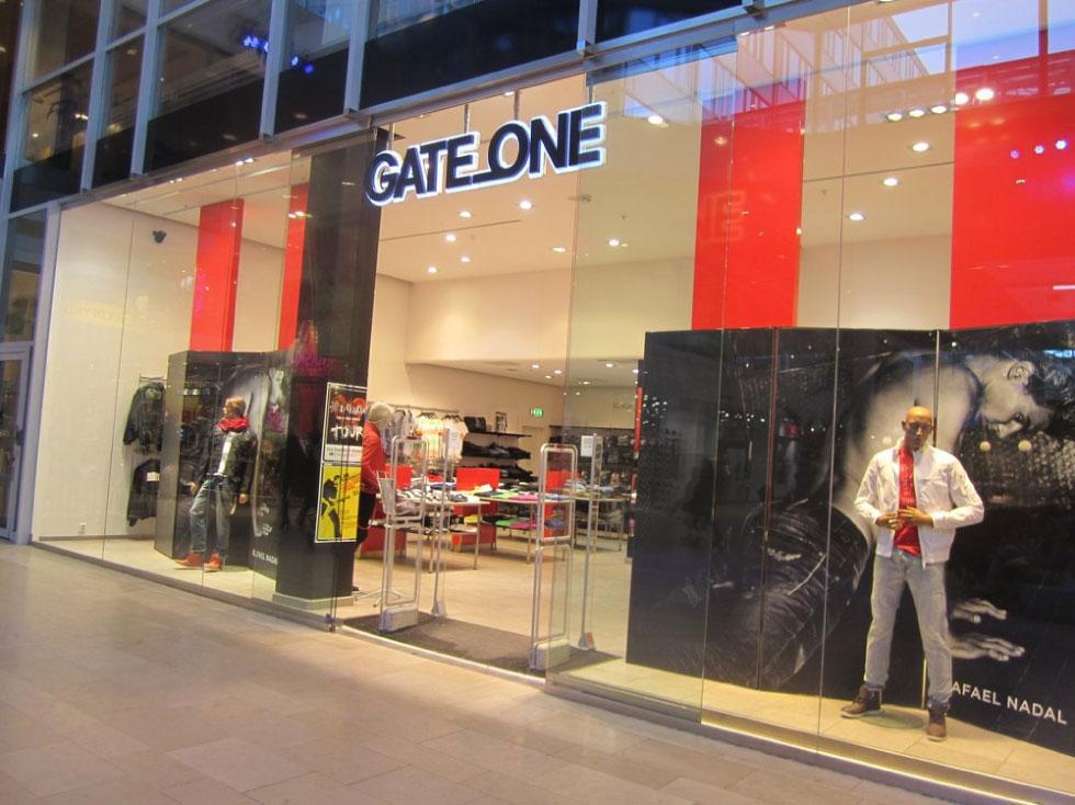 Одежда gate one