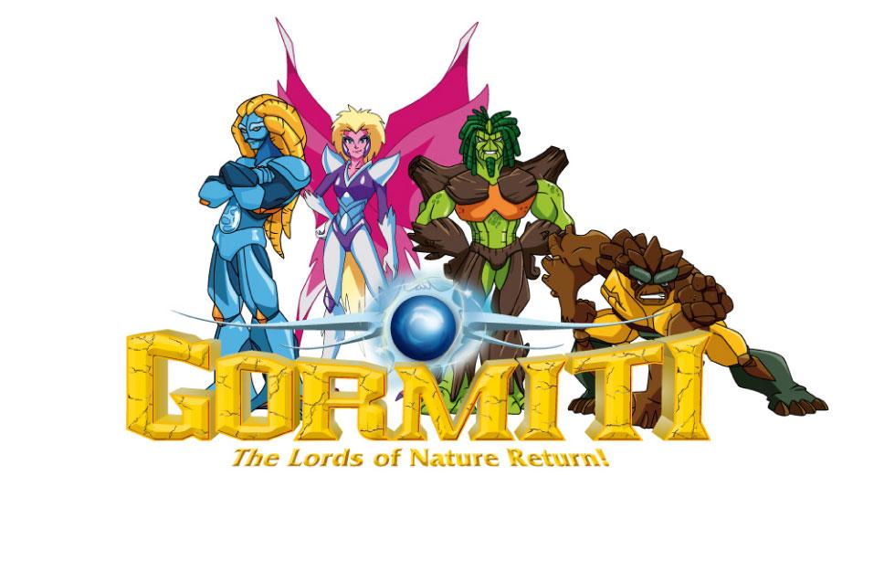 Игрушки Gormiti
