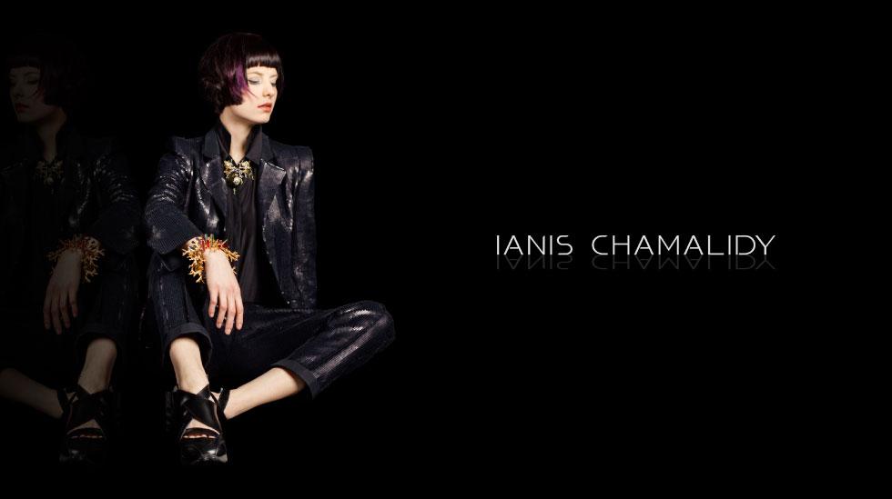 Одежда Ianis Chamalidy