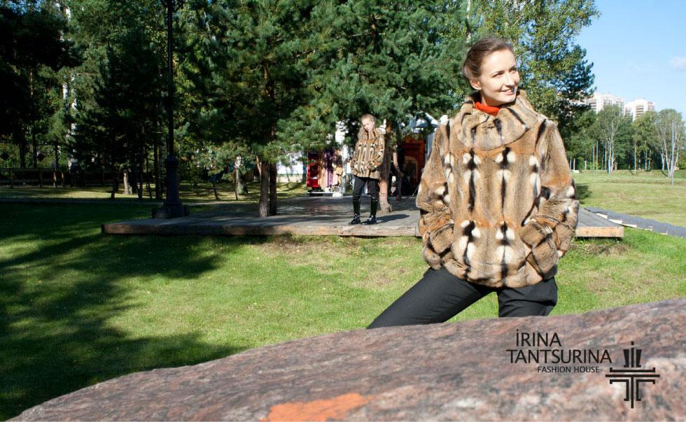 Одежда Irina Tantsurina