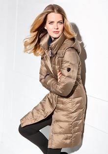 Пуховое пальто Basler