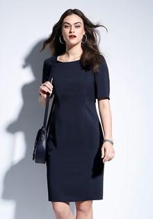 Шерстяное платье Basler