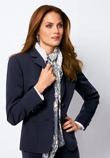 Шерстяной пиджак Basler