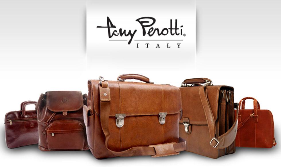 Сумки Tony Perotti